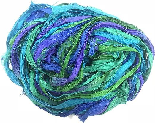 Knitsilk Sari Silk Ribbon Super Bulky Yarn