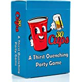 30 Cups | A Fun and Thirst Quenching Card Game | Great for Game Night, Parties, Games with Friends and Groups