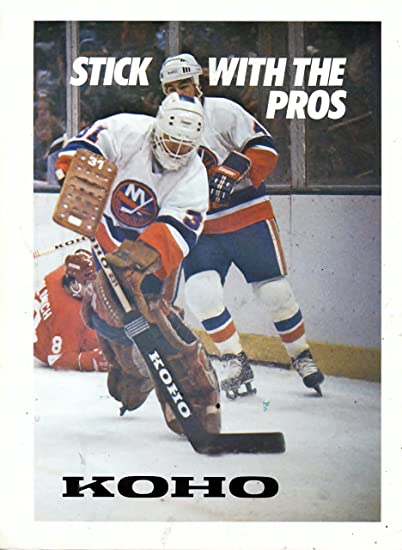 Amazon.com: KOHO Hockey Stick Vintage Magazine Ad Featuring Billy ...