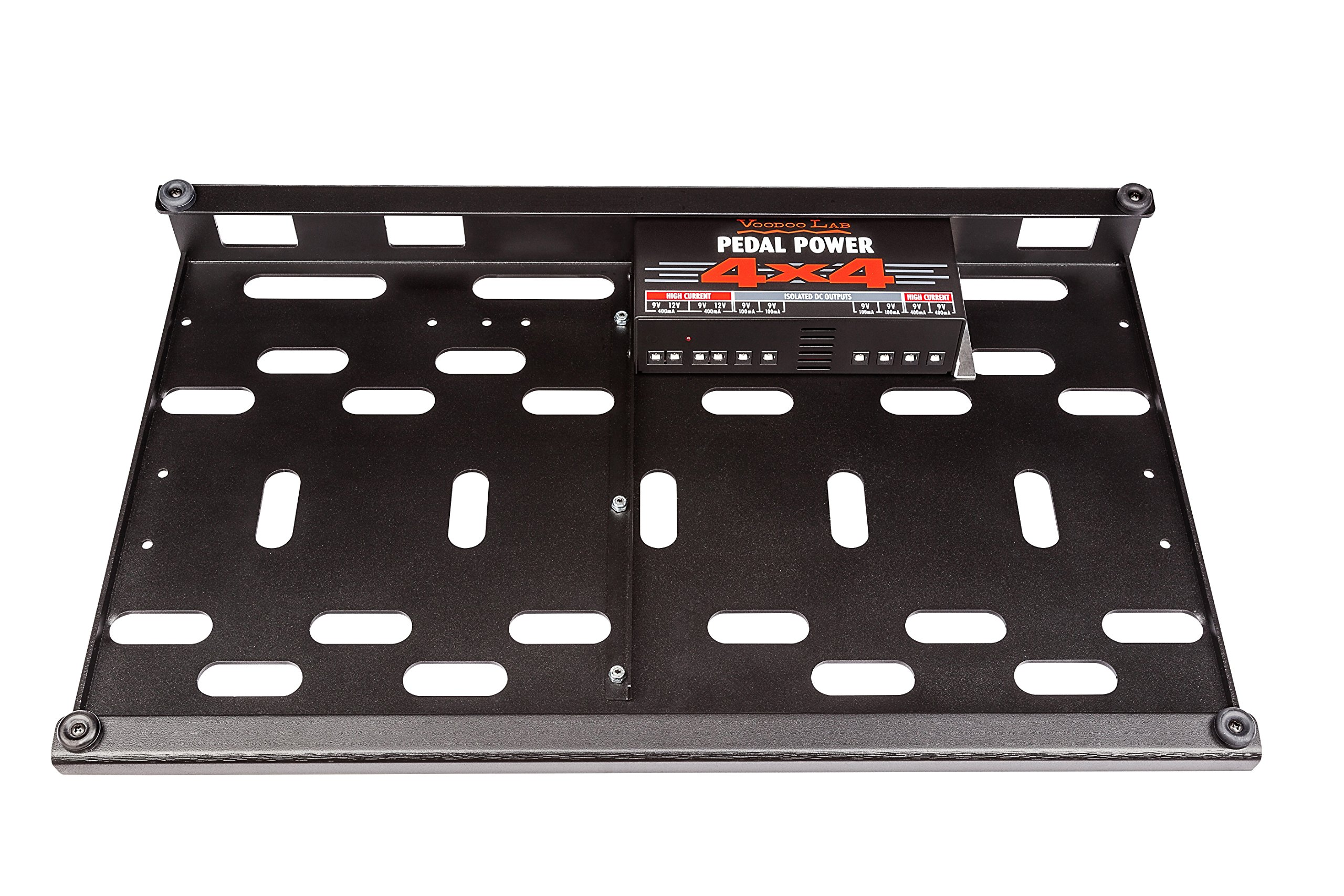 Voodoo Lab Dingbat Medium Pedalboard with Pedal Power 4x4 Power Supply & Bag by Voodoo Lab (Image #3)