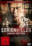 Serienkiller Super Edition [6 Filme Collection im 2 Disc Set]