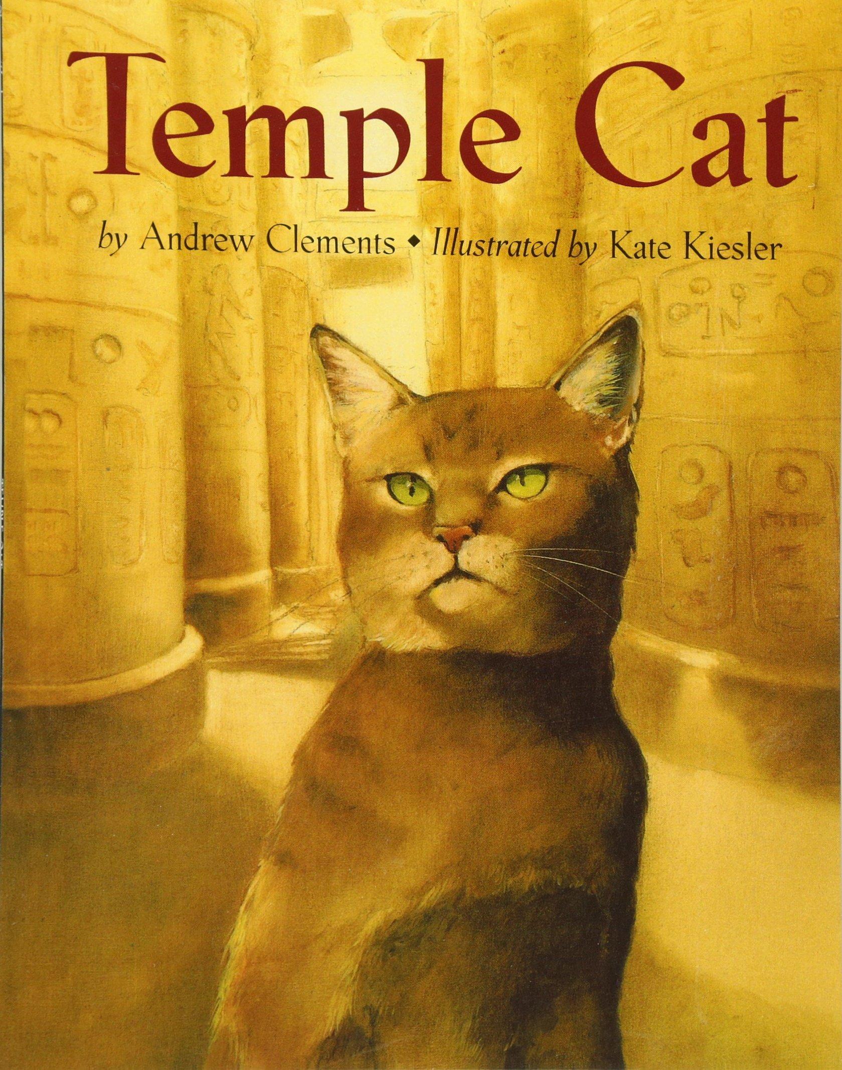 Read Online Temple Cat pdf epub