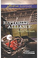 Explosive Alliance: Faith in the Face of Crime (First Responders Book 2) Kindle Edition