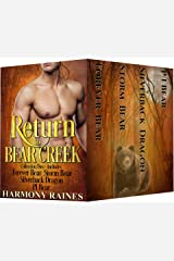 Return to Bear Creek Collection Two: BBW Paranormal Romance Kindle Edition