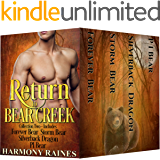 Return to Bear Creek Collection Two: BBW Paranormal Romance
