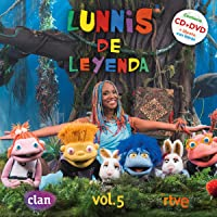 Lunnis De Leyenda - Volumen 5 (CD + DVD)