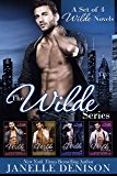 The Wilde Series (Set of 4 Full Length Novels)