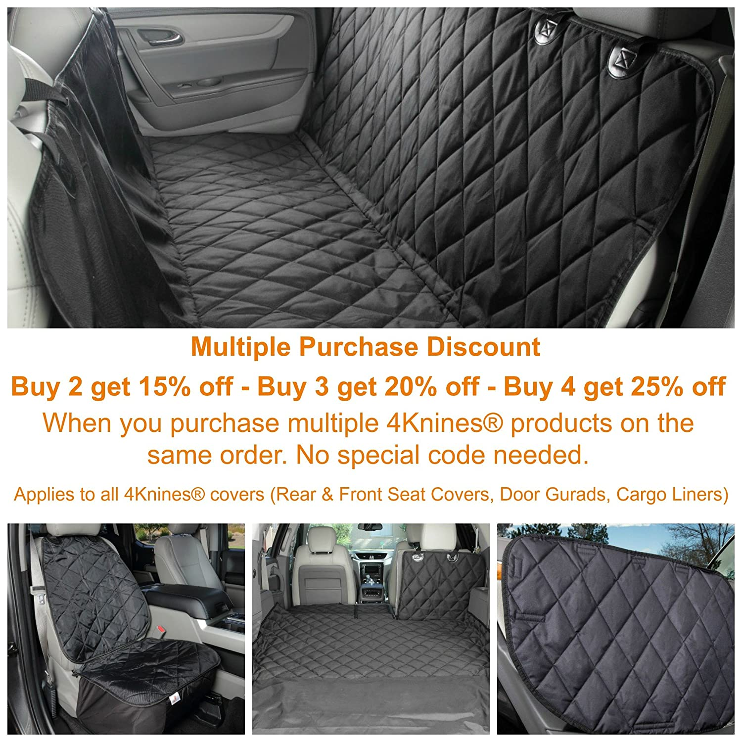 Amazon Front Seat Cover For Dogs In Cars Trucks Or SUVs Bucket Seats