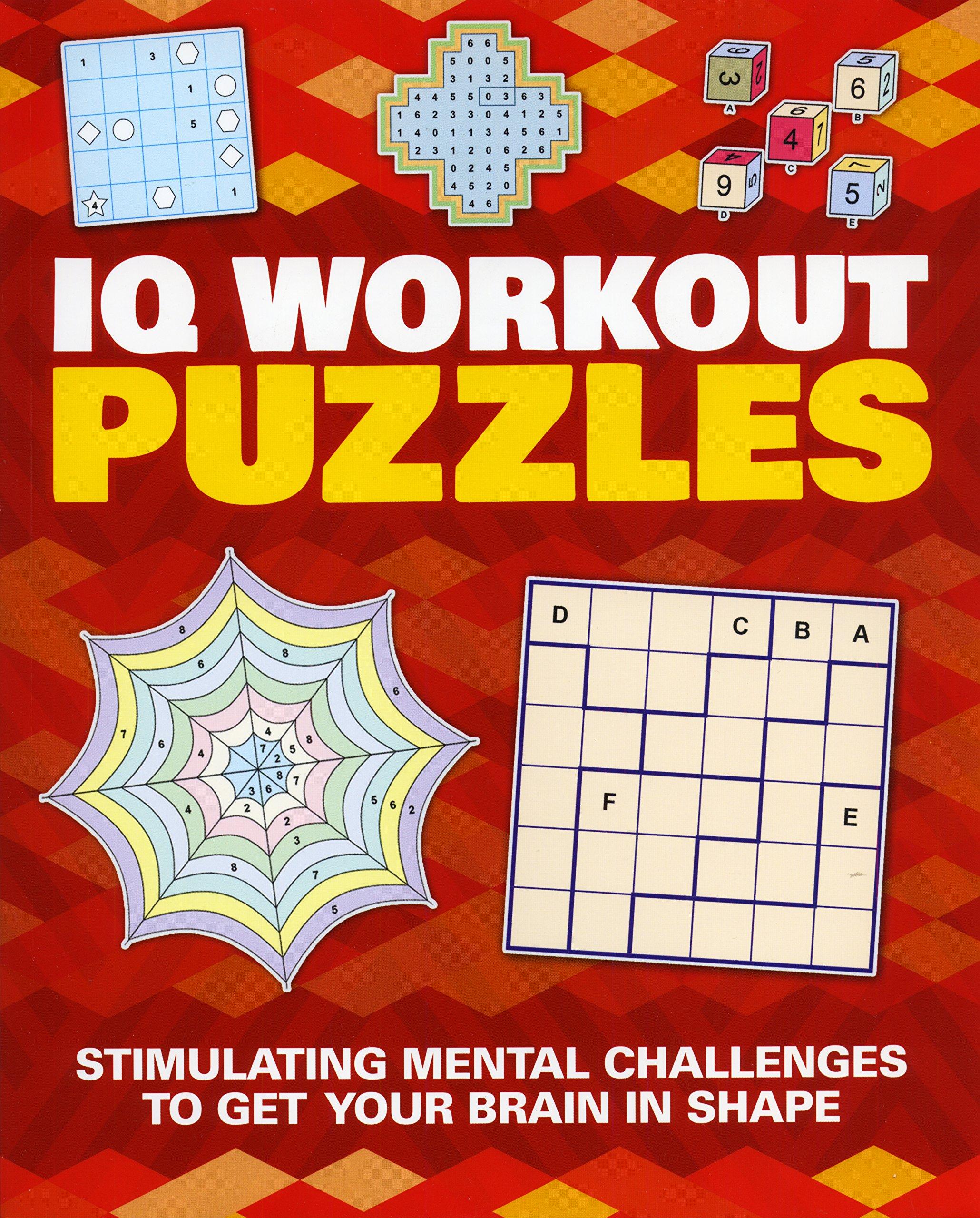 Download IQ Workout Puzzles PDF