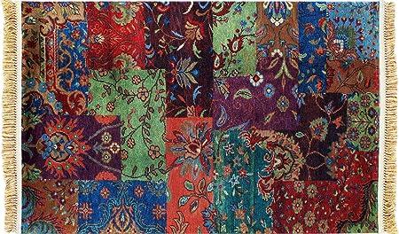 EKO Alfombra Multicolor, 75 x 150 cm: Amazon.es: Hogar