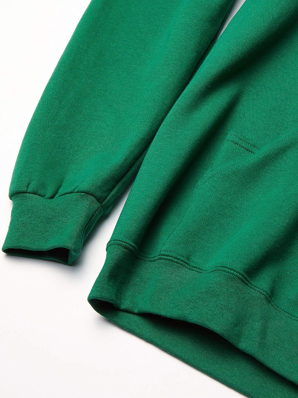 Fruit of the Loom Mens Hooded Sweatshirt Extra Sizes