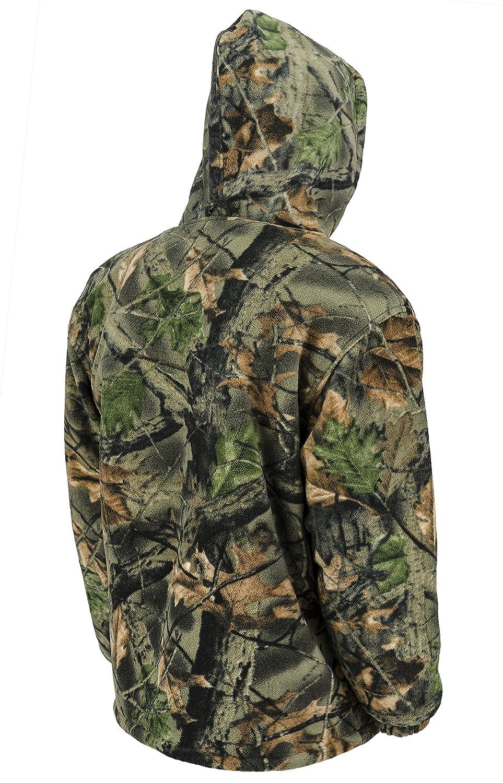 26f90bb7dc592 Amazon.com: Trail Crest Thurmond Sherpa Lined Jacket, Highland Timber,  Size: L (2930-95-L): Sports & Outdoors