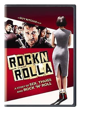 Rock n rolla sex scene song