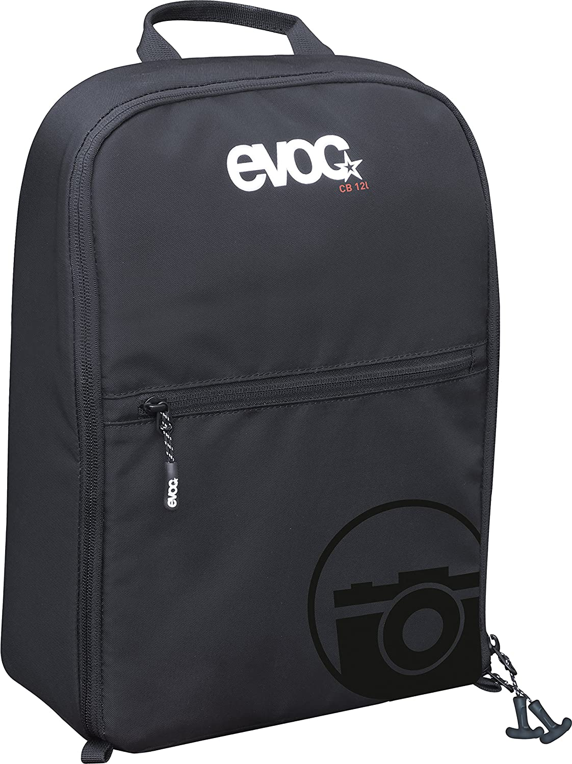 Amazon.com  EVOC Sports CB Camera Block Bagpack 99a662ea3d6bc