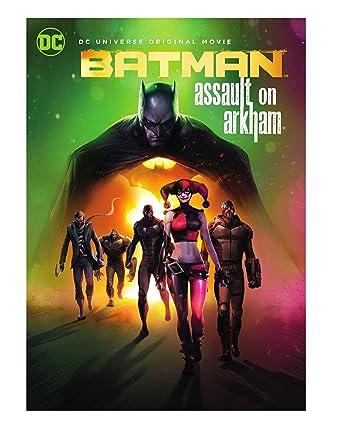 batman assault on arkham cast