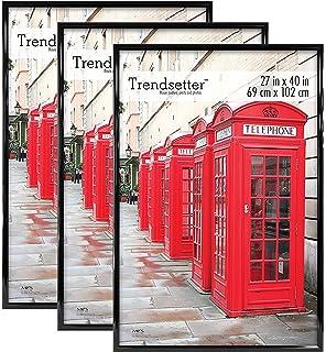 mcs trendsetter poster frame 3 pack 27 x 40