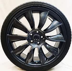 "Tesla Model 3 20"" (20 inch) True Turbine Wheel and Tire ..."