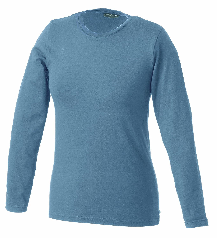 James & Nicholson Langarm T-Shirt Tangy Camisa para Mujer