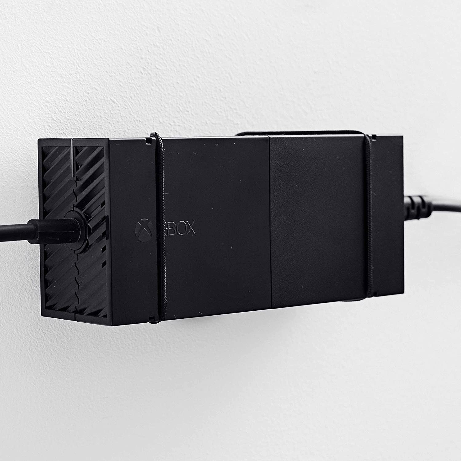 Floating Grip Xbox One Vertical Wire Wall Mount Black Wiring Money To Denmark Patent Pending And Proprietary Design Made In Only For Storage If Using The