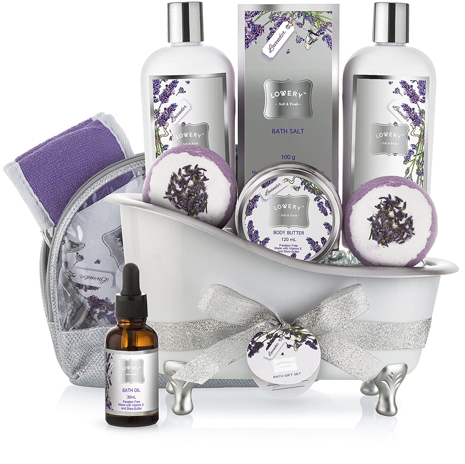 LOVERY Home Spa Kit review
