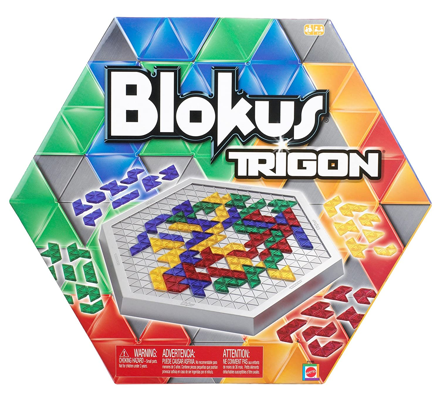 Mattel Games Blokus Trigon Game Best Wiring Diagram