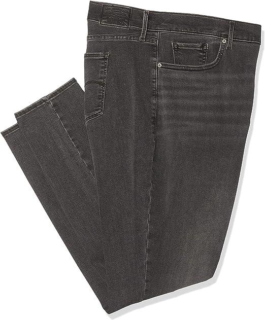 Damen 310 Pl Shping SPR Skinny Jeans, (1 Shade Of Grey plus 0045