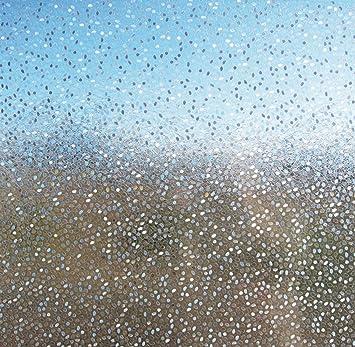 Fensterfolie Sichtschutz Motiv Rice Glasdekorfolie