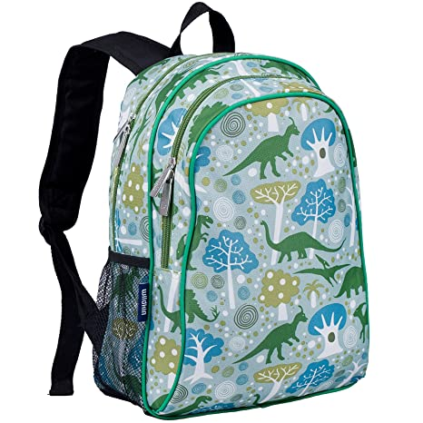 Wildkin 15 Inch Backpack, Extra Durable Backpack with Padded Straps and  Interior Moisture-Resistant a55a67714e