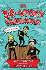 The 26-Story Treehouse: Pirate Problems! (The Treehouse Books Book 2) Kindle Edition