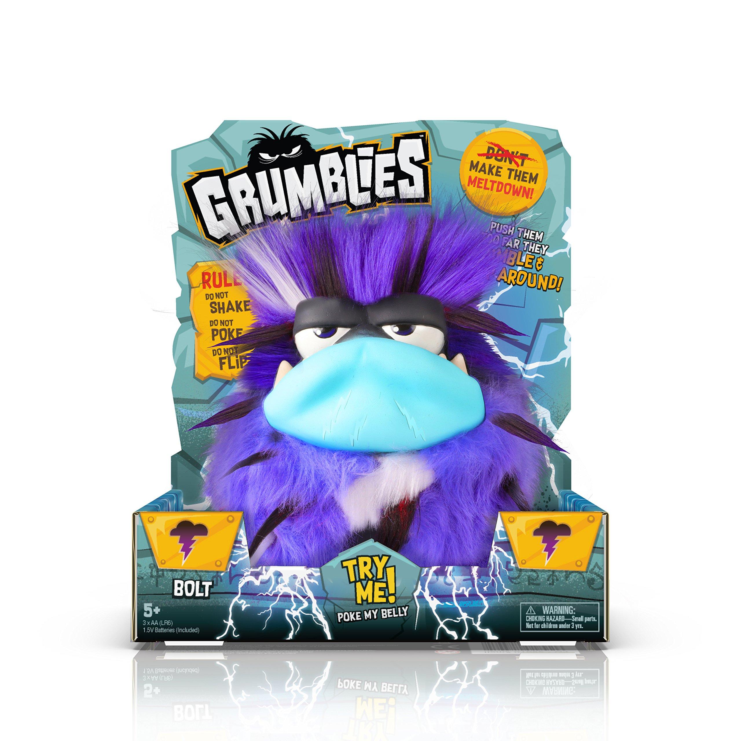 Grumblies Bolt, Purple