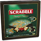 Tinderbox Games Scrabble Prestige Edition