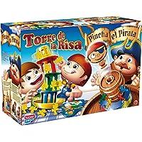Falomir Pincha Pirata + Torre Risa Mesa. Juego