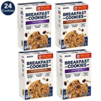 Deals on 4-Pack Quaker Breakfast Cookies 10.1oz