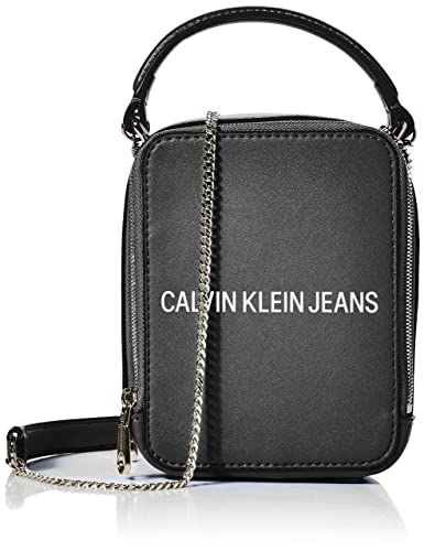 Calvin Klein Sculpted Ns Camera Bag, Borse a tracolla Donna