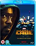 Marvel's Luke Cage S1 BD [Blu-ray] [Region Free]