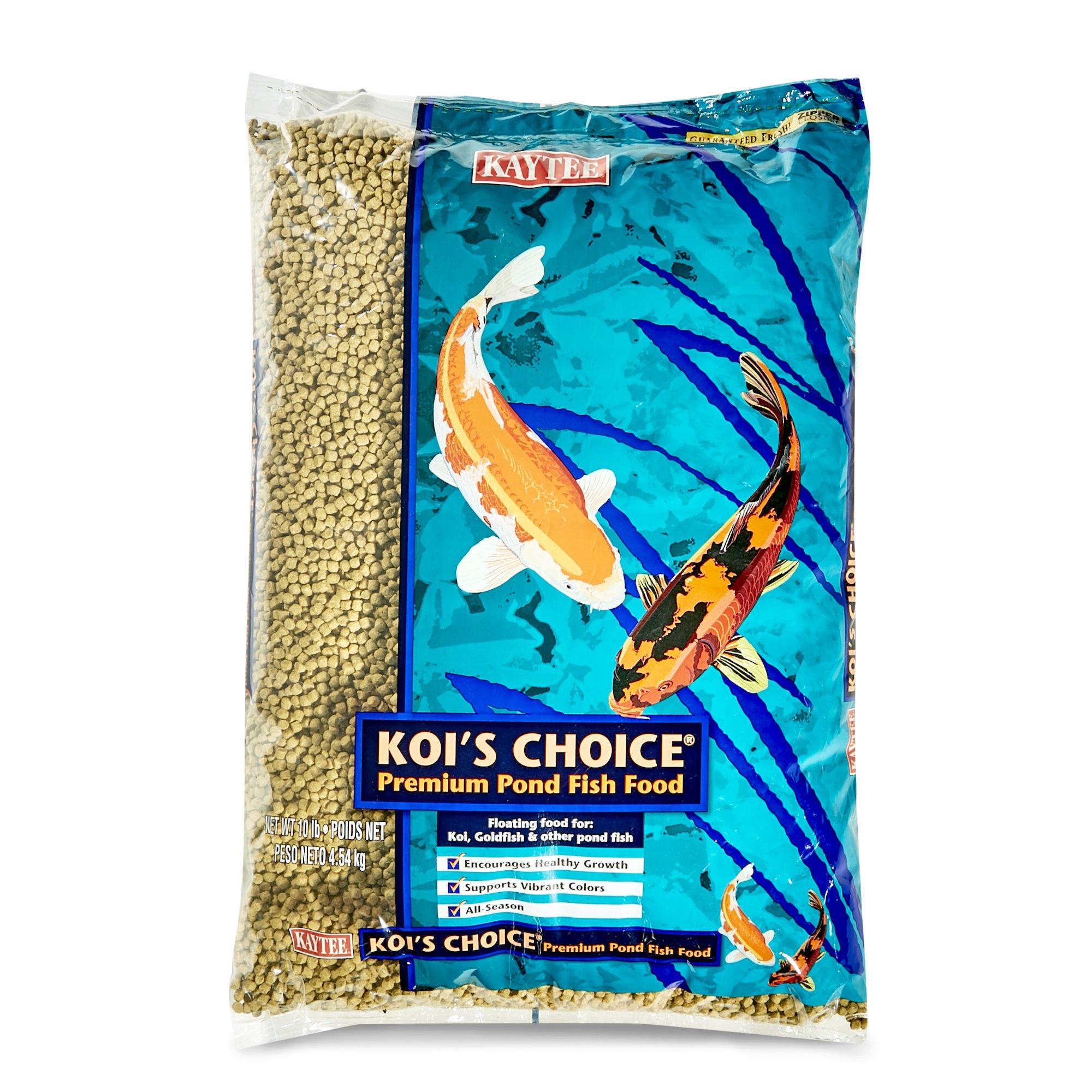Kaytee Koi fish food 10 pounds