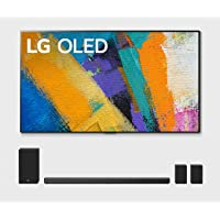 "LG OLED55GXP 55"" OLED Gallery Design Smart 4K Ultra High Definition TV with a LG SN11RG 7.1.4 Ch Sound Bar with Surround…"