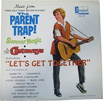 Music From Parent Trap/Summer Magic/In Search Of The