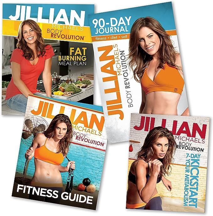 Jillian Michaels Diätplan Probe