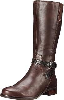 ecco women's hobart harness flat boot