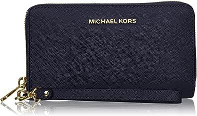 Michael Kors - Jet Set Travel Large Smartphone, Carteras de Mano con asa Mujer