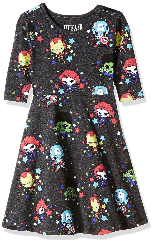 8cc7fe056d96 Amazon.com  Marvel Girls  Characters Dress  Clothing