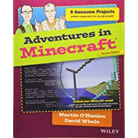 Adventures in Minecraft 2nd Edition