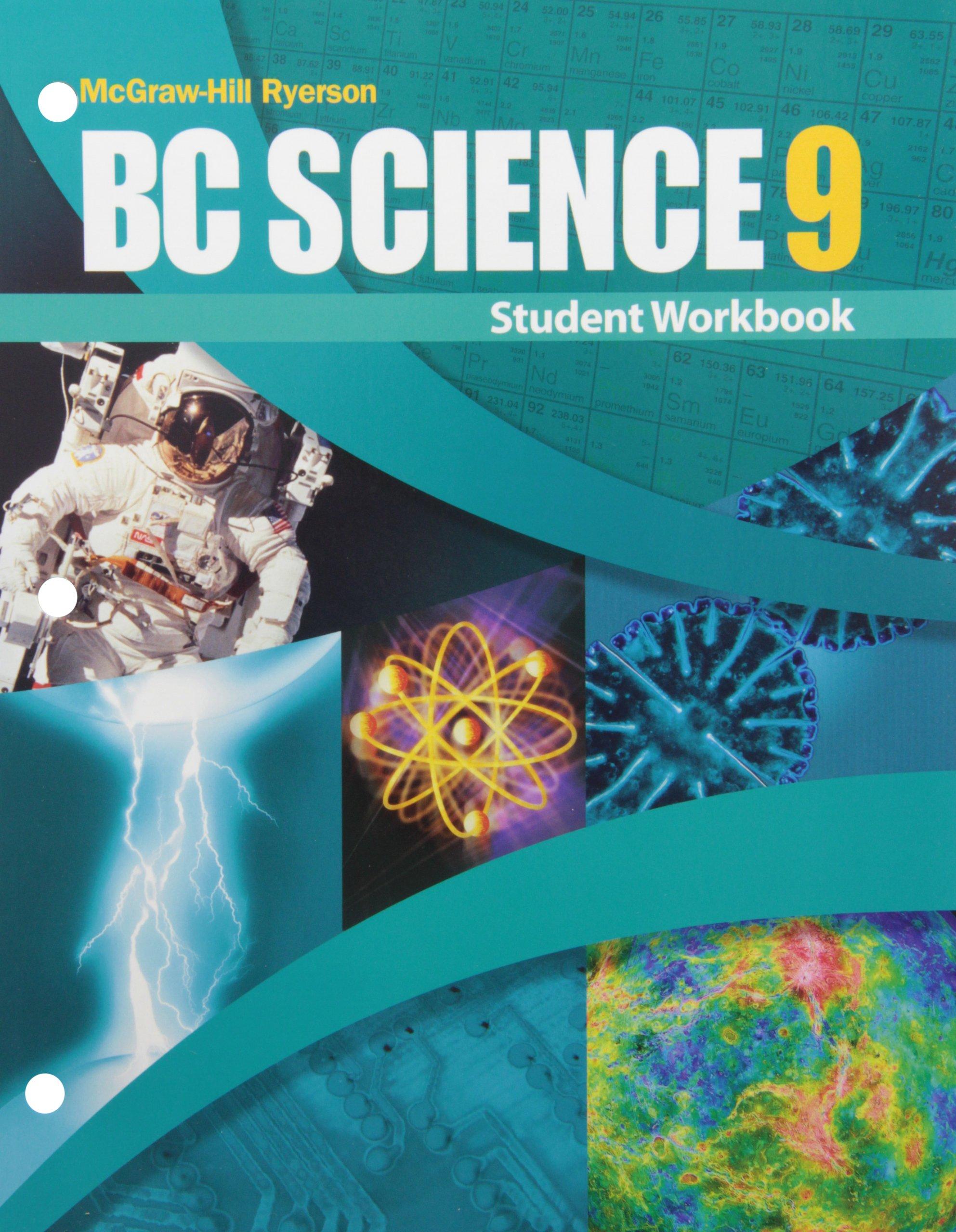 BC Science 9 Student Workbook: Briar Ballou, Jonathan Bocknek, Van ...