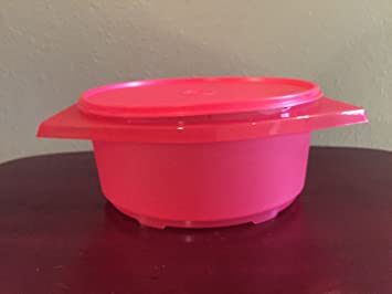 Tupperware Large Tortilla Keeper in Crushed Raspberry & Amazon.com: Tupperware Large Tortilla Keeper in Crushed Raspberry ...