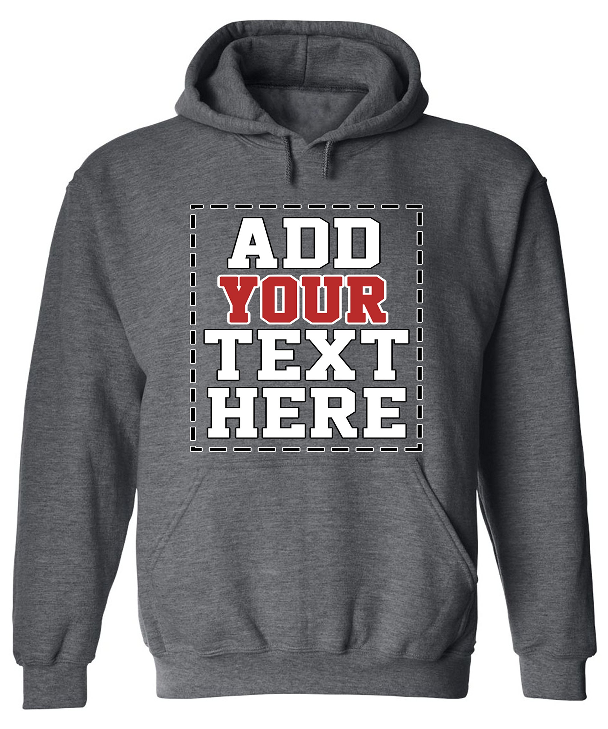 Own Design Hoodie Graphic Custom Hoodies Your Cool Sweaters amp; Women For Men aRax5