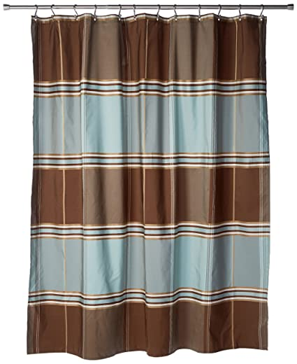Madison Park MP70 114 Lincoln Square Polyester Shower Curtain