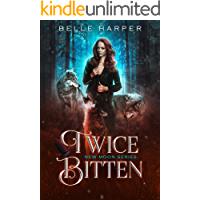 Twice Bitten (New Moon Series Book 1) book cover