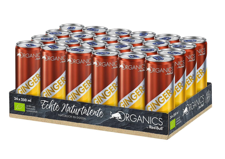 Red Bull Kühlschrank Anleitung : Red bull organics ginger ale bio er pack ml amazon