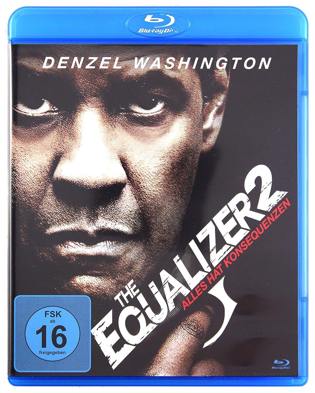Amazon Com The Equalizer 2 Blu Ray 2018 Region A B C Movies Tv